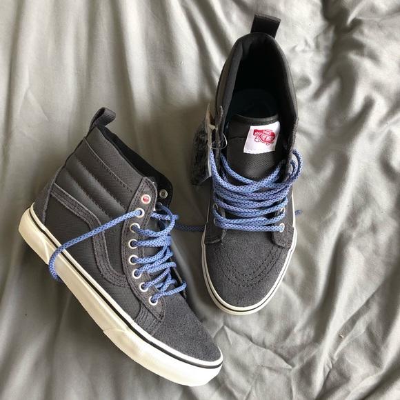 e8594ec1f7b7d1 NEW Vans Sk8 Hi MTE Sneakers Shoes
